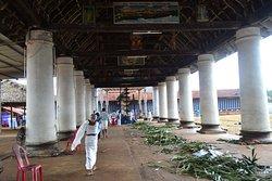 Main Nada Pandal, the entrance Pandal