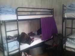 Hostel ok, Lage unschlagbar