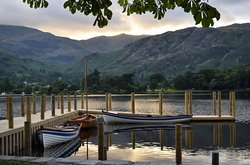 Swallows and Amazons Tearoom & Restaurant at Bank Ground Farm