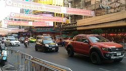 งานเทศกาลตรุษจีนเยาวราช