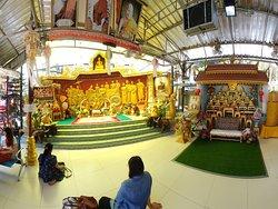 Khu Ba Si Wichai Monument