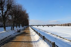 Embankment of Stepan Razin