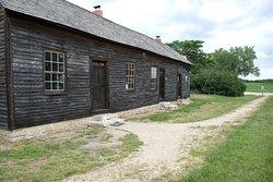 Hollenberg Pony Express Station State Historic Site