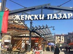 Zhenski Pazar Women's Market
