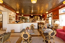 Cannon Beach Café / Breakfast Area
