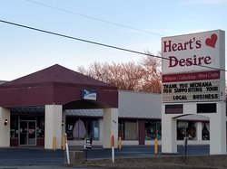 Hearts Desire Antique Mall