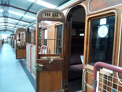Vintage Carriages Trust Museum of Rail Travel