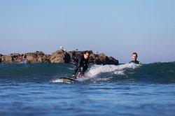 Tiago Pires Surf School