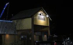 front of Boudreaux's Cajun Grill