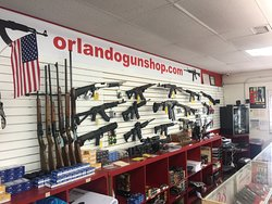 Rieg's Gun Shop & Shooting Range