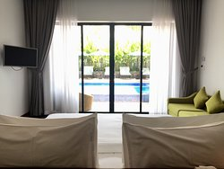 World class service - a home away from home!