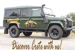 Go Crete Safari