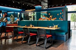 TANK Restaurant and Cafe