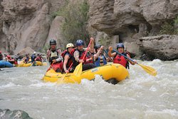 Kanuwa Rafting