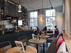 Chocolate Company Cafe Delft