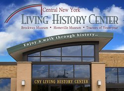 ‪CNY Living History Center‬