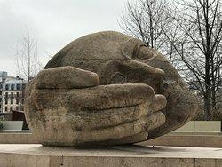 Sculpture Écoute