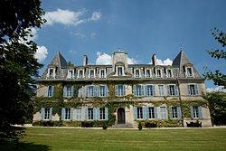 Façade du Château de Lalande Hôtel Restaurant Perigueux
