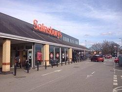 Sainsbury's Restaurant
