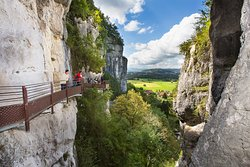 Site Historique des Grottes de Saint-Christophe