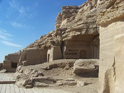 Tombs of El kab