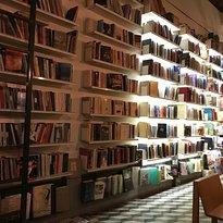 Books Kafetzi Cafe Bar