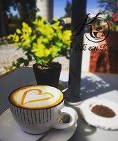 Cafe con K