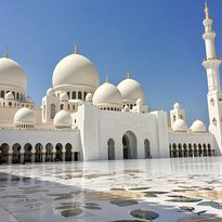 Sheikh Zayed Grand Mosque Center