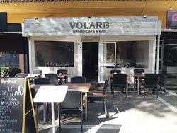 Volare Italian Restaurant, Cafe & Bar
