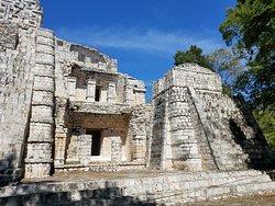 Zona Arqueologica de Santa Rosa Xtampac