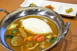 Curry Fukumitsudo