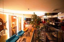 Galaxy cafe restaurant