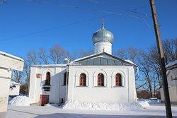 Church Of Nikolai Bely