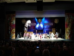 Russian song Moscow State Musical Theater Folklore