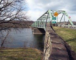 Uhlerstown-Frenchtown Bridge