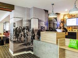 Hotel Ibis Styles Paris Mairie de Clichy