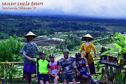 Sanur Cycle Tours