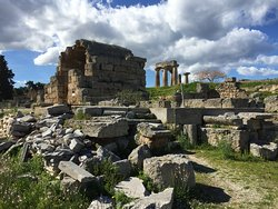 Ancient Corinth (Archaia Korinthos)