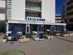 Restaurant Ca la Carme