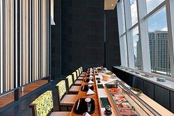 Yamazato, designated a Michelin Plate restaurant. - Sushi Bar