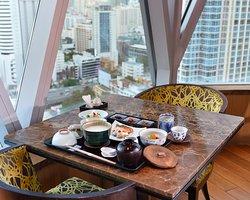 Yamazato, designated a Michelin Plate restaurant. - Breakfast Set