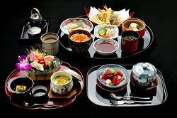 Yamazato, designated a Michelin Plate restaurant. - Special Gozen