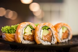 Zushi Sushi Sadyba