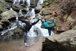 Waterfall Yoga Journey