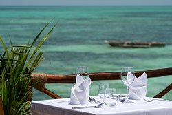 The Island - Pongwe Lodge Restaurant