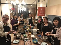 Taiwan Cooking 101 School