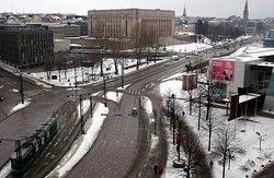 Mannerheiminaukio Square