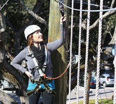 Wild Blue Ropes Adventure Park