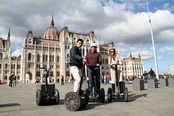 GetSegway Tours Budapest