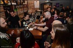 SPACE craft pub